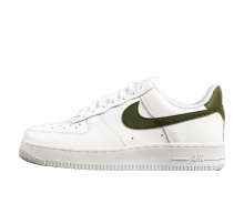 Nike Women's Air Force 1 '07 White/Medium Olive
