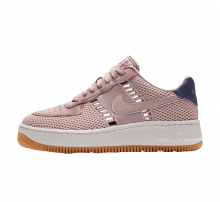 Nike Women's Air Force 1 Upstep SI Particle Rose/Summit White
