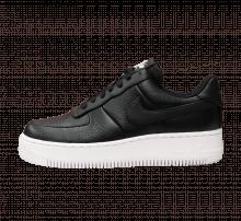 Nike Women's Air Force 1 Upstep Black/White