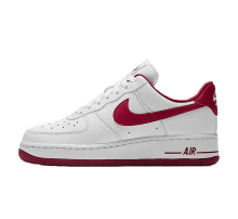 Nike Women's Air Force 1 '07 SE White/Gym Red