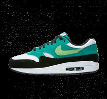 Nike Air Max 1 White/Green Strike-Neptune Green