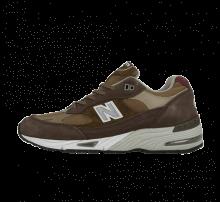 New Balance M991NGG Brown