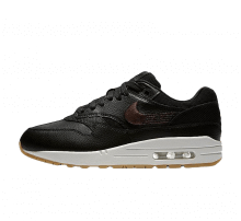 hot sale online 2dacb ddfe6 clown face painting Nike boer geert en geertje Women s Air Max 1 Premium  Black Gum-White