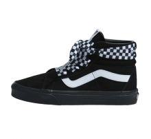 Vans Women's Sk8-Hi Alt Lace Check Wrap/Black