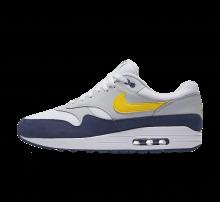Nike Air Max 1 White/Tour Yellow-Blue Recall