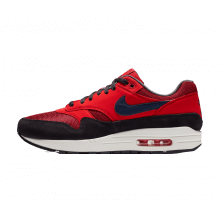 Nike Air Max 1 Red Crush/Midnight Navy-Red