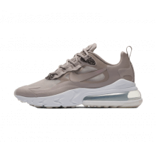 Nike Women's Air Max 270 React Pumice/White