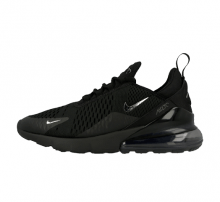 Nike Air Max 270 Black/Chrome-Pure Platinum