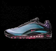 Nike Air Max Deluxe Black/Laser Fuchsia