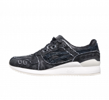 Asics Gel Lyte III Black / Washed Denim