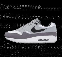Nike Air Max 1 White/Black-Wolf Grey