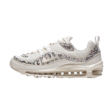 Nike Womens's Air Max 98 LX Phantom/ Phantom-black