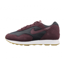 Nike Womens Outburst Black/burgundy crush-summit white