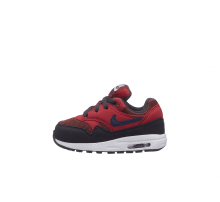Nike Air Max 1 TD Rough Red/Midnight Navy-University Red