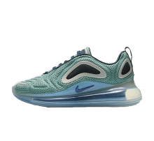 Nike Women's Air Max 720 Northern Light Metallic Silver/Midnight Navy
