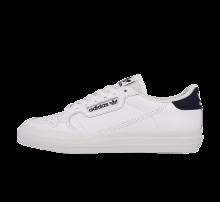 Adidas Continental Vulc Footwear White/Collegiate Navy