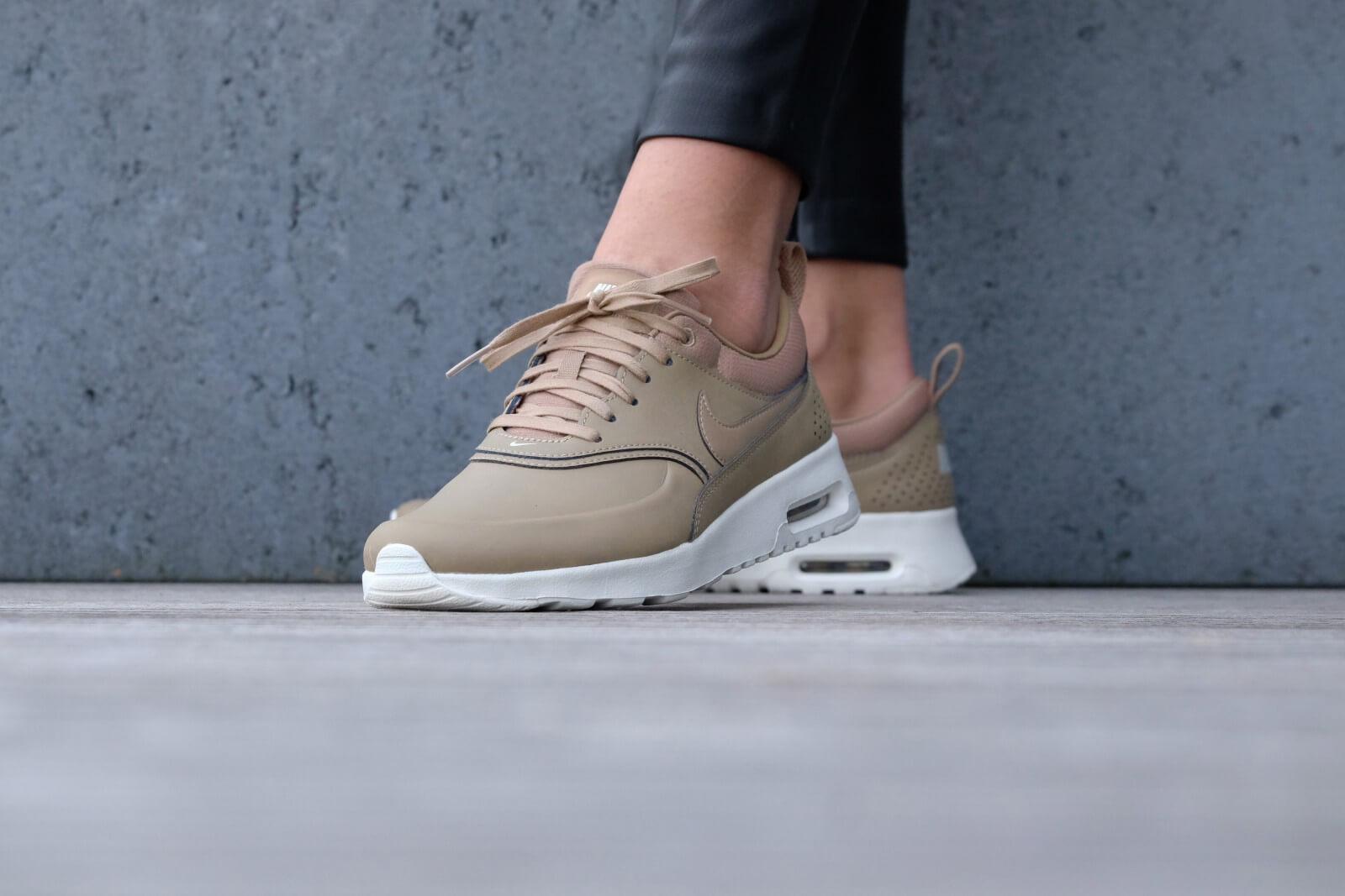 Nike Shoes | Nike Air Max Thea In Desert Camo | Color: Tan