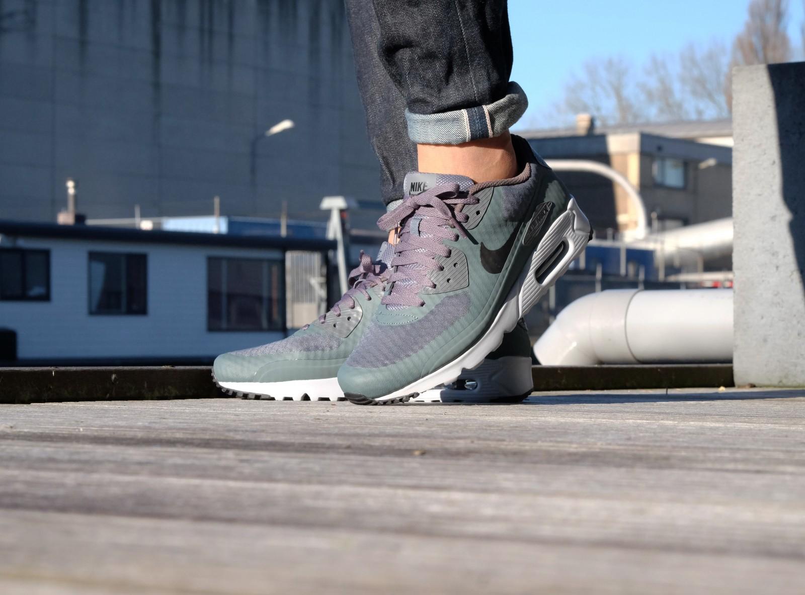 buy popular 6f101 d91e5 ... sale nike air max 90 ultra essential hasta black dark grey pure  platinum 0d150 ddcbb