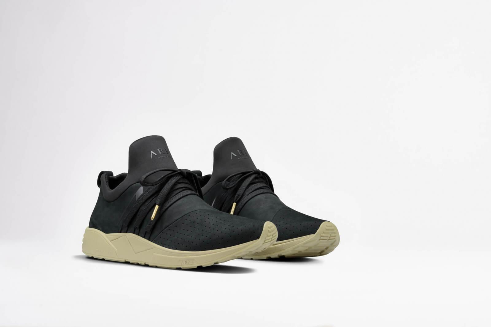 Arkk Chaussures De Sport Noir Ml1404-0099-m iw68nCKV