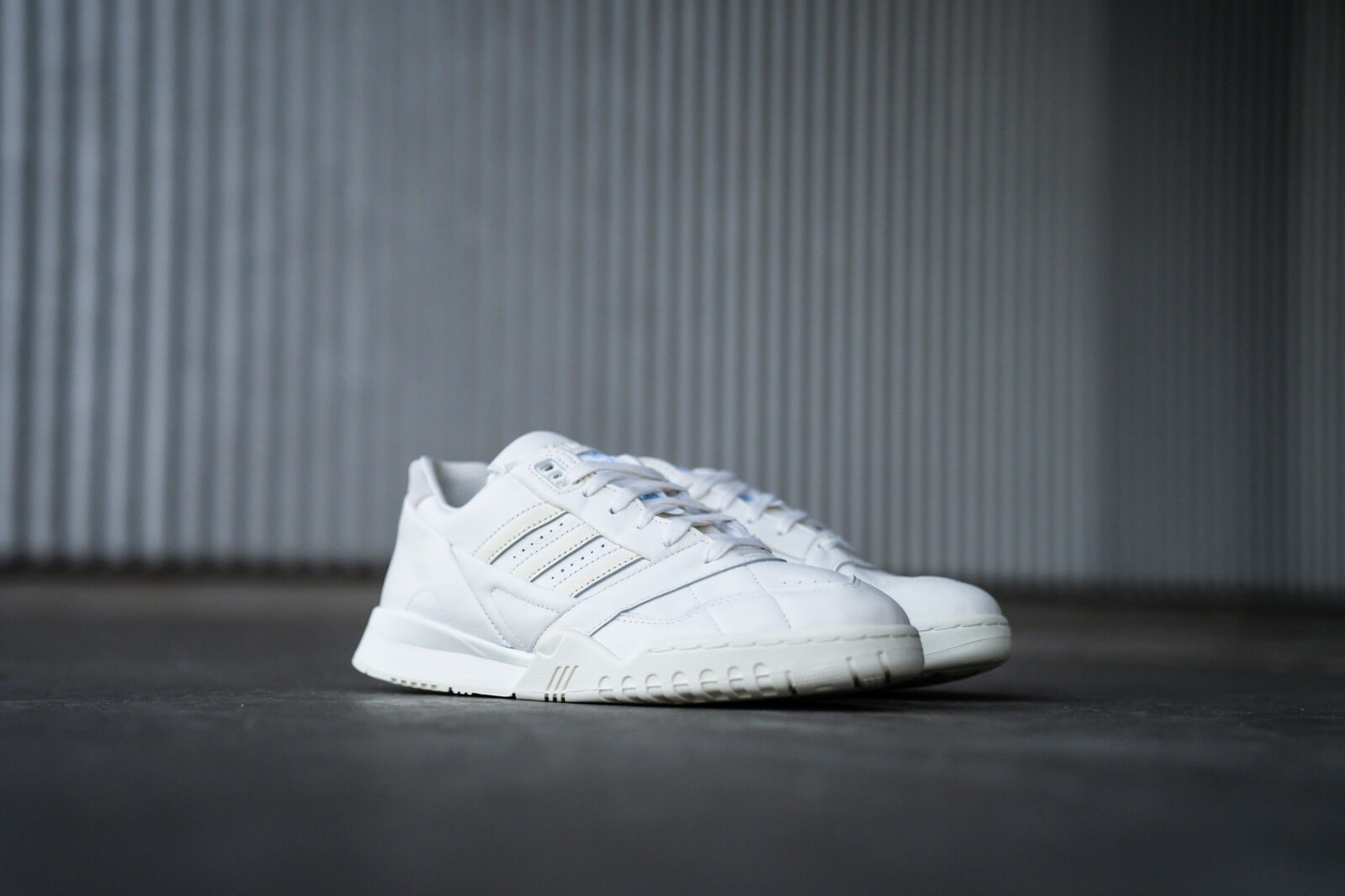 Adidas AR Trainer Off White/Off White
