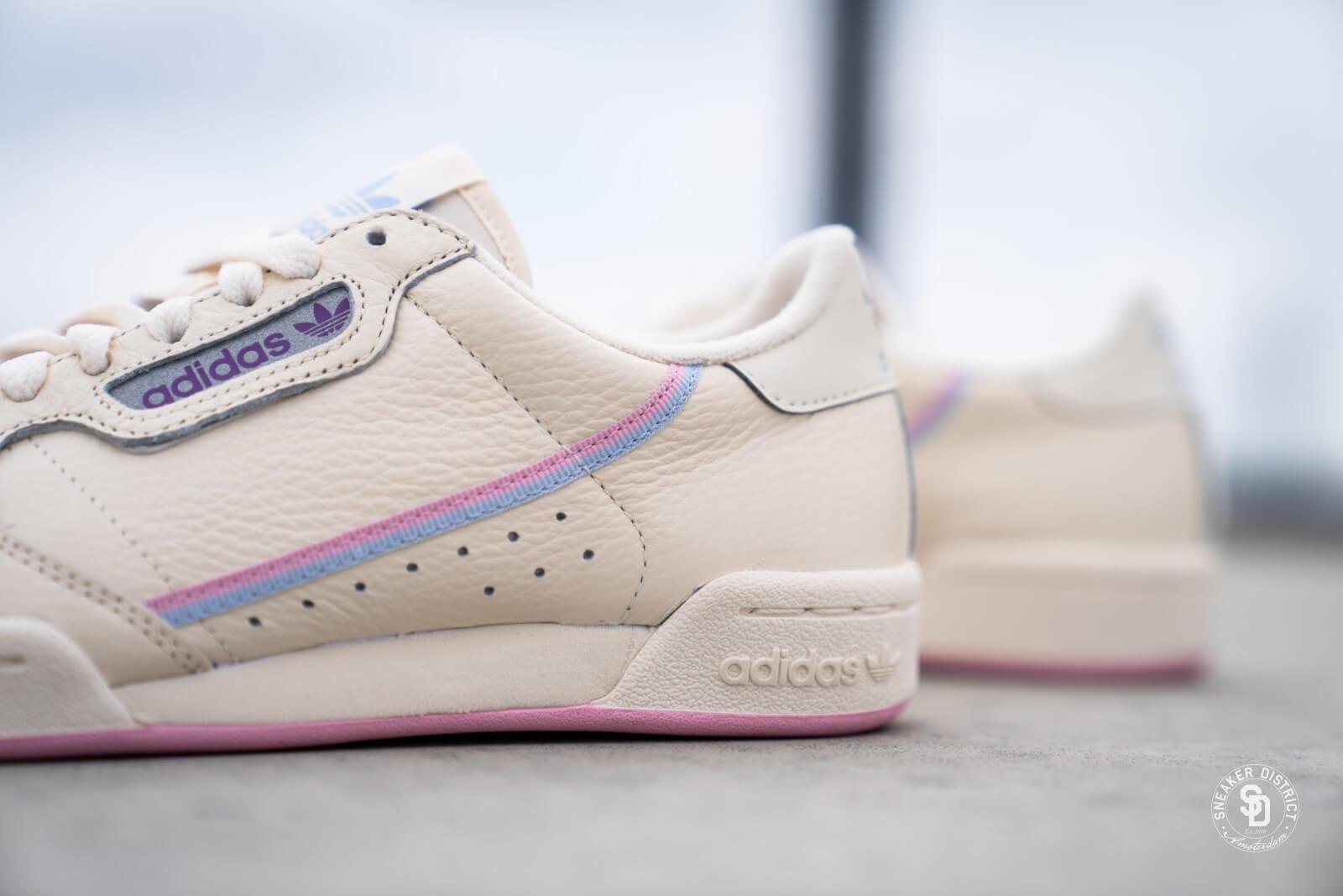 Adidas Continental 80 Ecru Tint/True