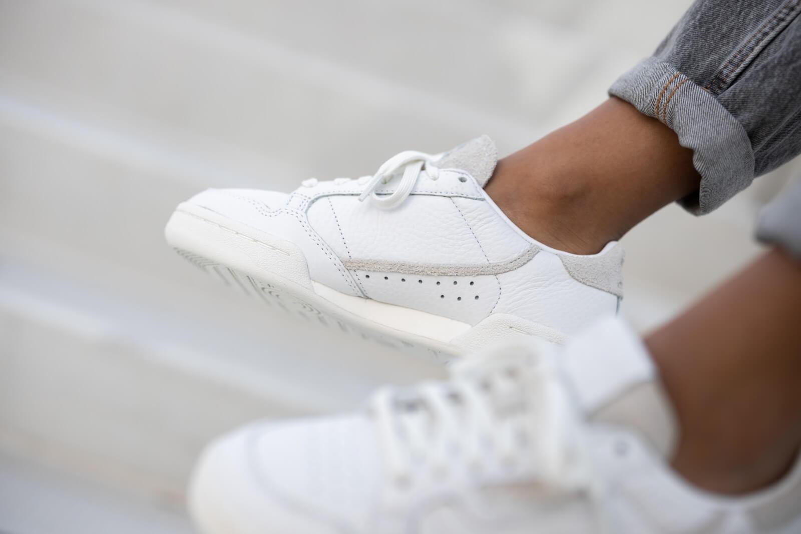 Adidas Continental 80 Premium Basics Pack Footwear White/Crystal White-Off  White
