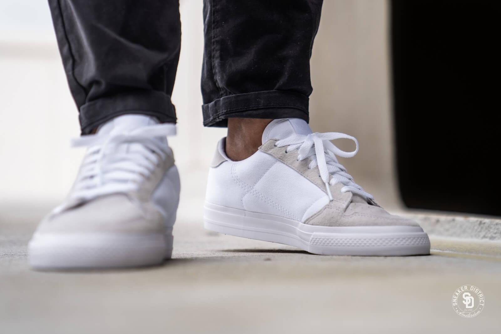 Adidas Continental Vulc Footwear White