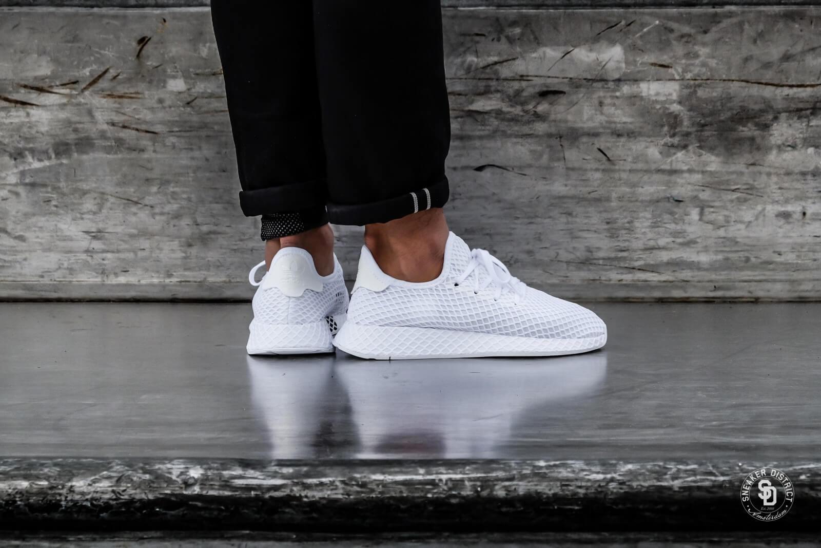 Adidas Deerupt Runner Footwear White