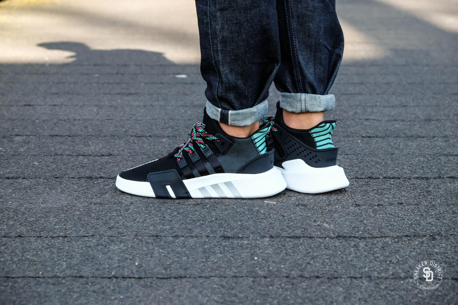Adidas EQT Bask ADV Core Black/Sub