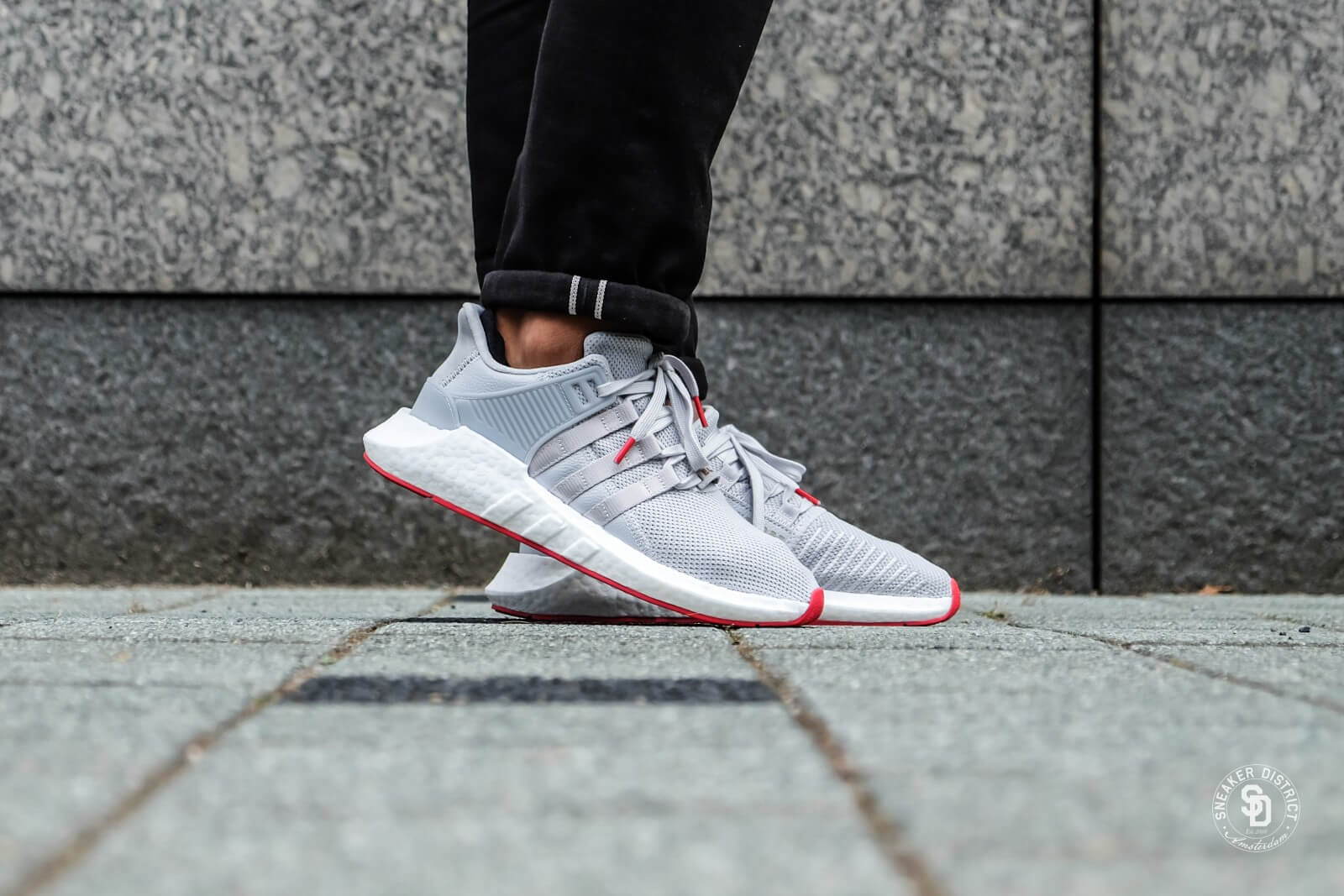 Adidas EQT Support 93/17 Matte Silver