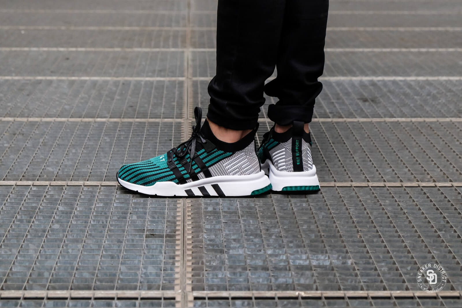 sports shoes 1d3cb 3e1bd ... best adidas eqt support mid adv primeknit sub green core black 985f4  b8baa