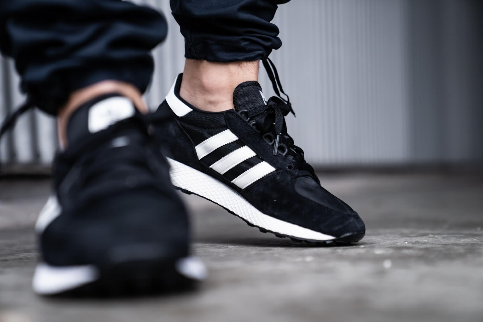 Adidas Forest Grove Core Black/Cloud