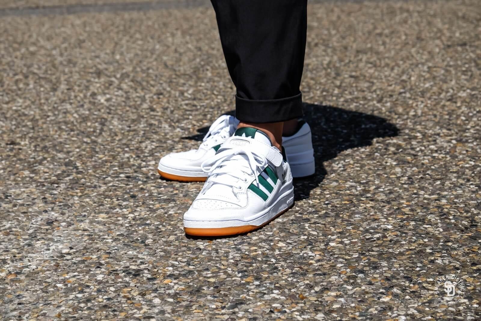 Adidas Forum Lo Footwear White/Core