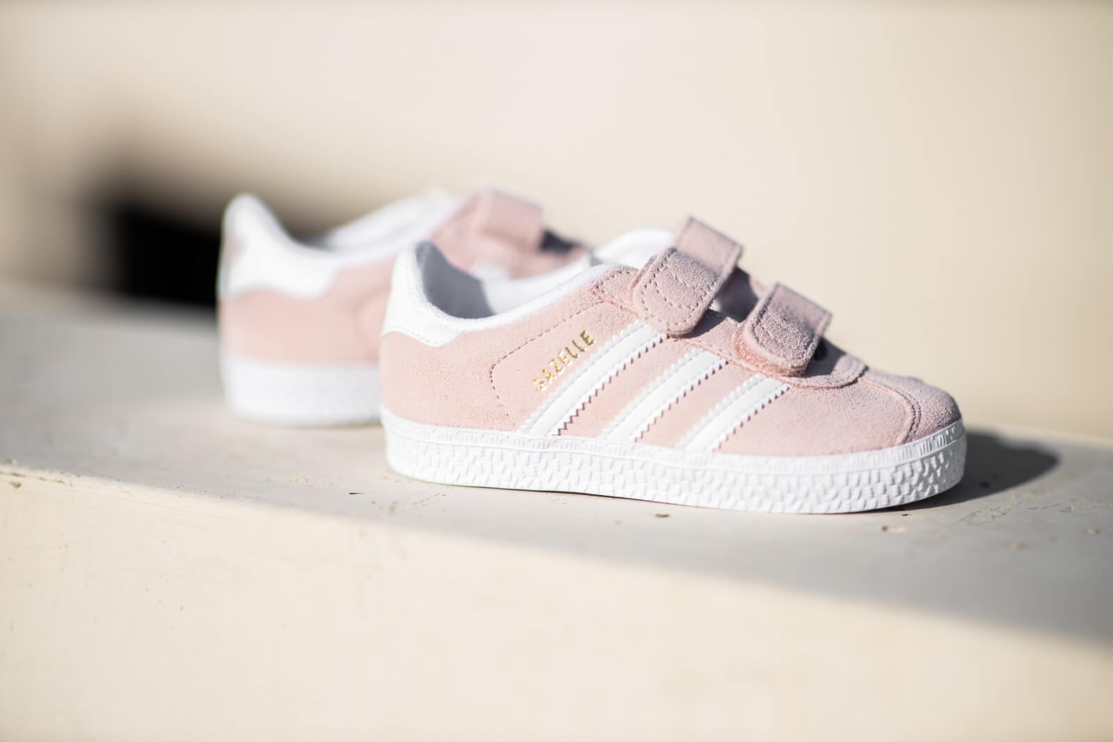 Adidas Gazelle CF I Ice Pink/Footwear