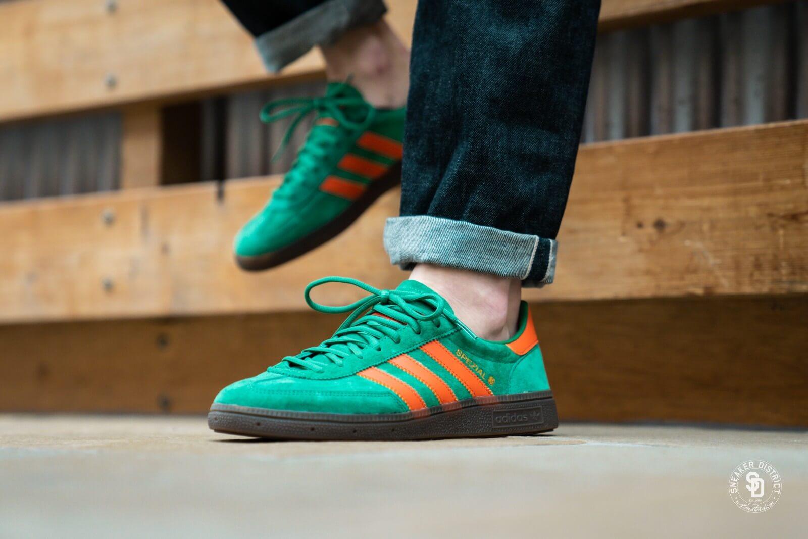 Adidas Handball Spezial Bold Green/Raw