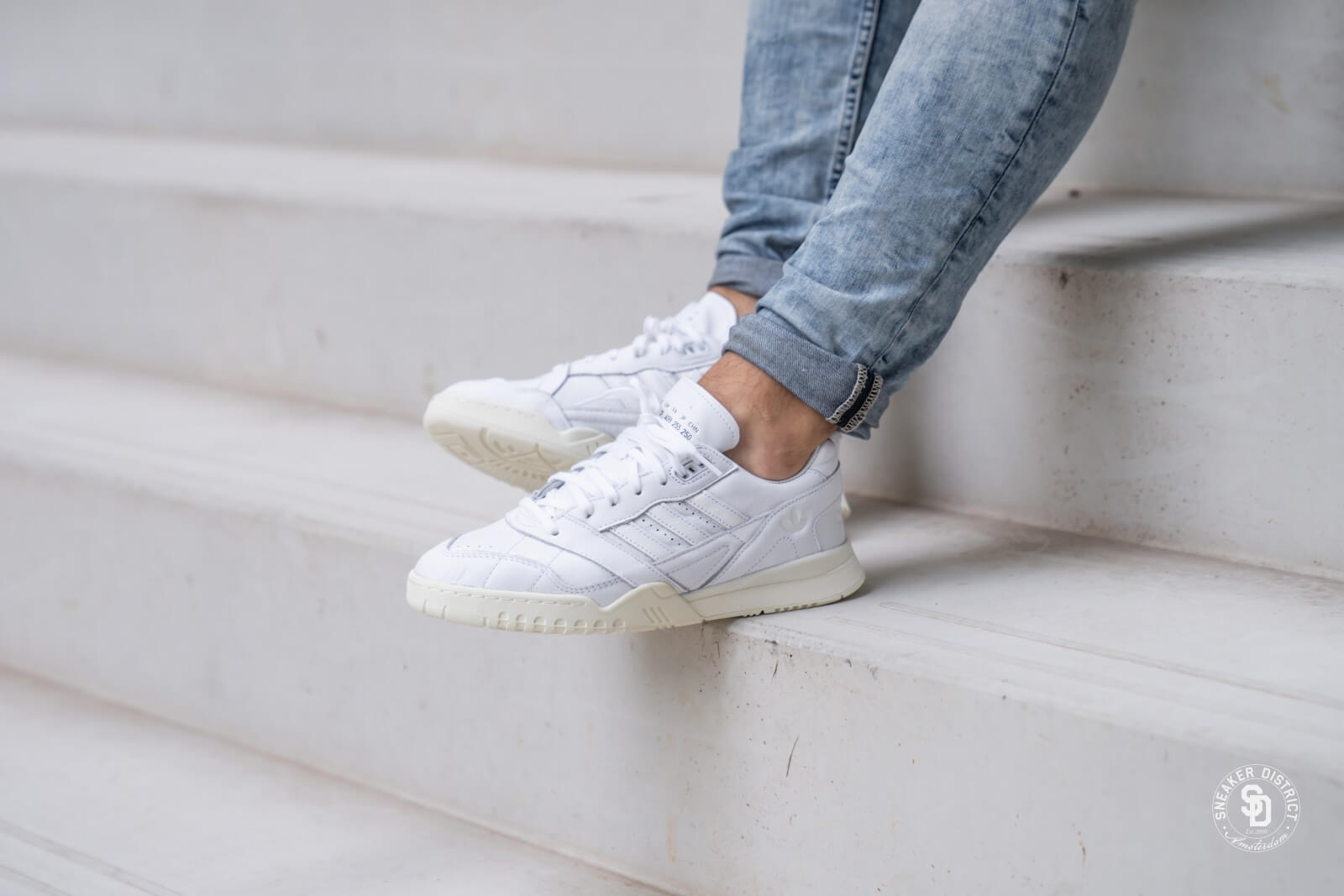 Adidas Home of Classics A.R. Trainer Footwear White - EE6331
