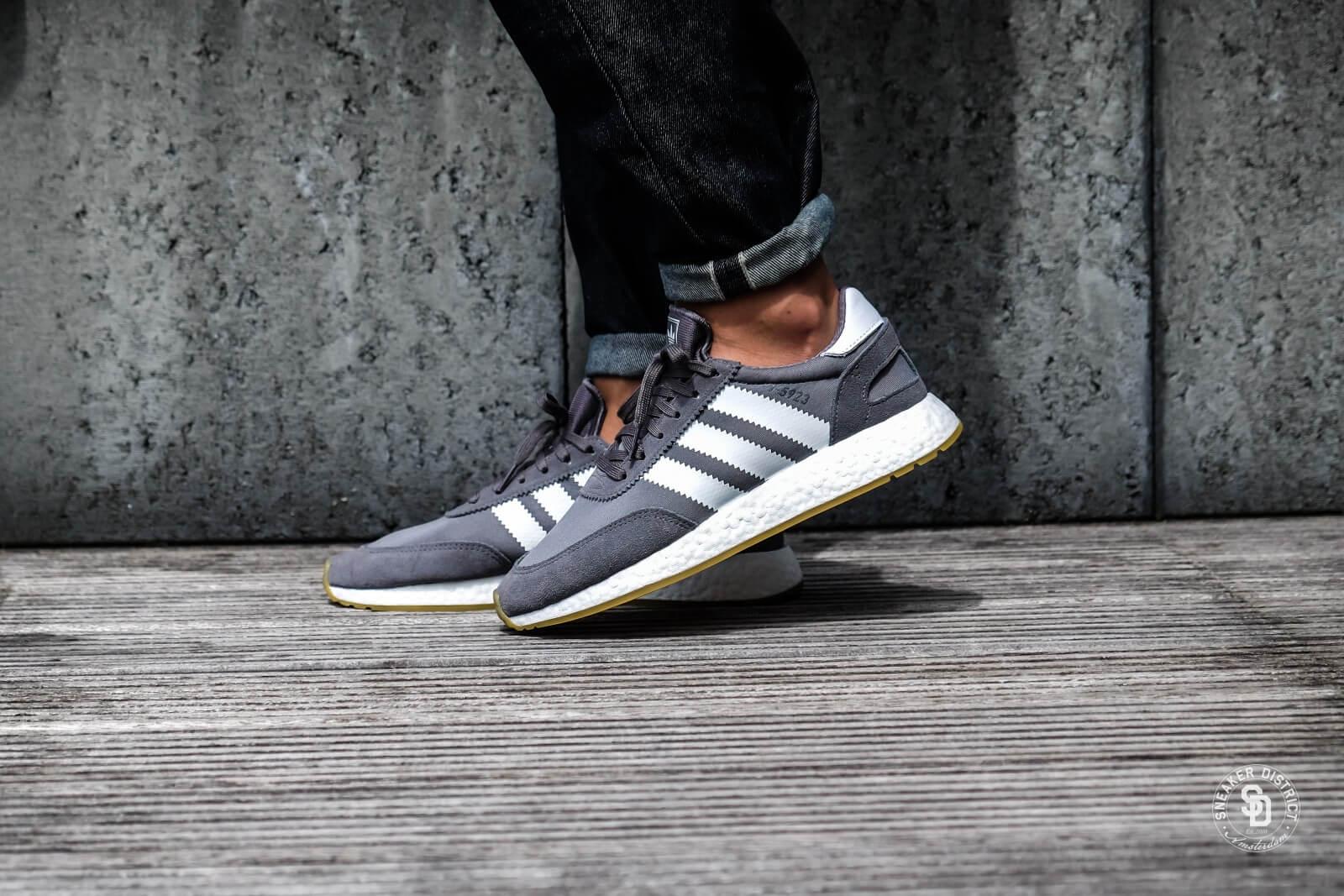 Adidas I-5923 Grey Four/White - D97345