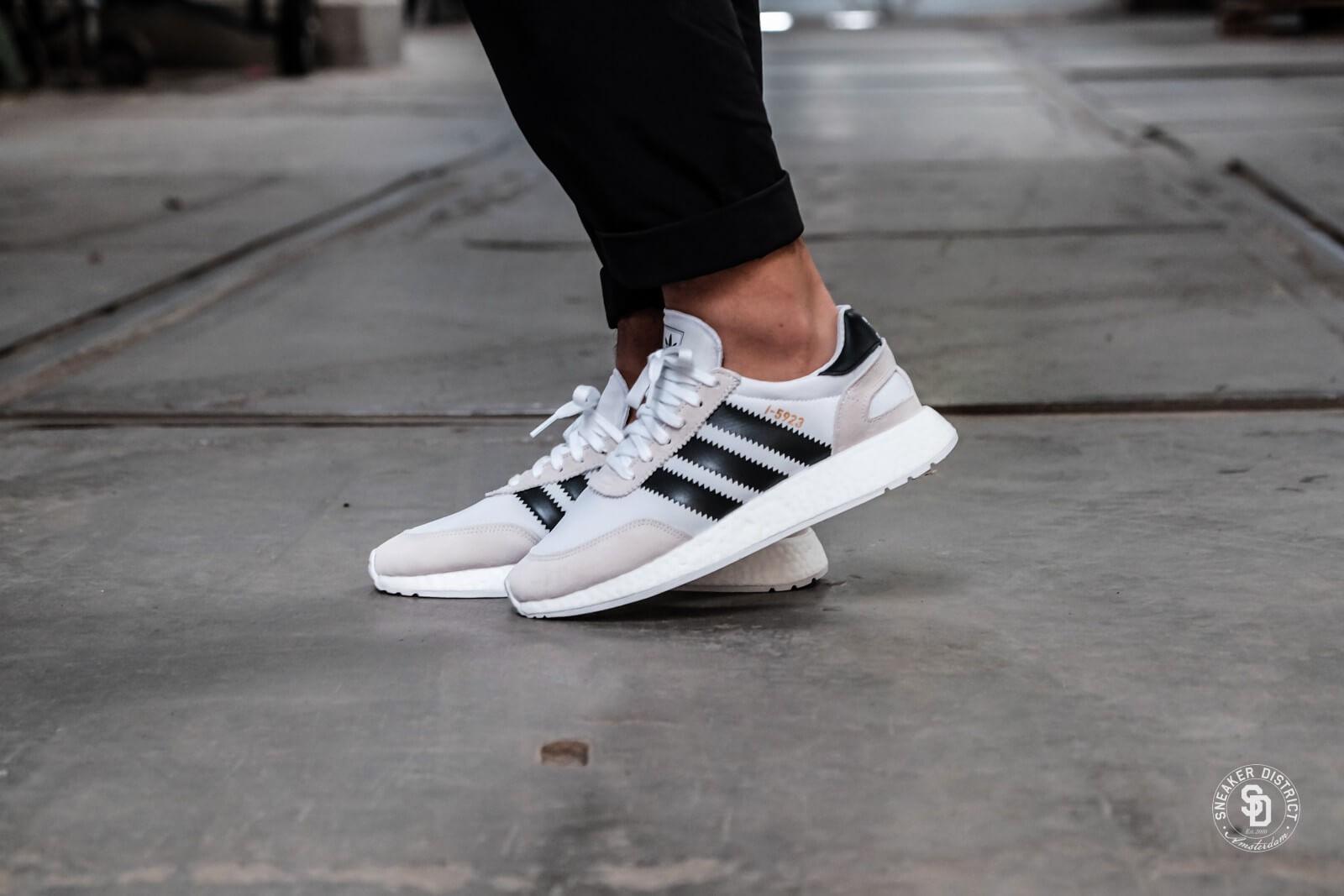 Adidas I-5923 White/Black