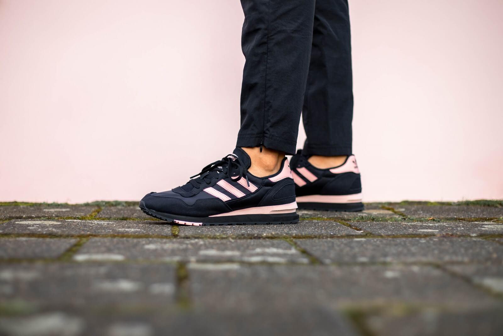 Adidas Lowertree Core Black/Vapour Pink