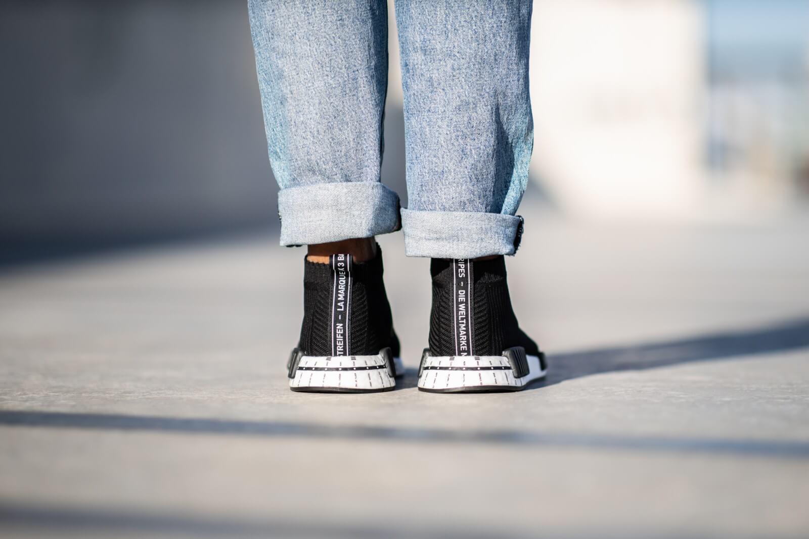 Adidas NMD City Sock 1 Primeknit Black