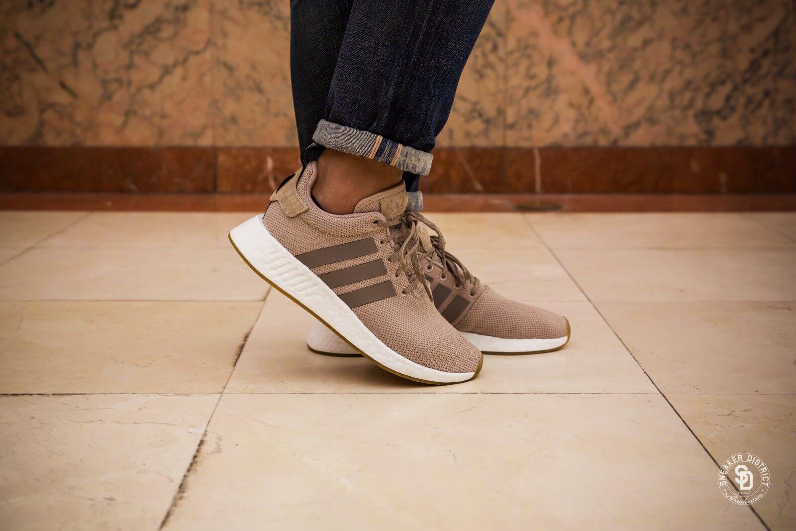 Adidas NMD R2 Beige/Trace Khaki/Simple
