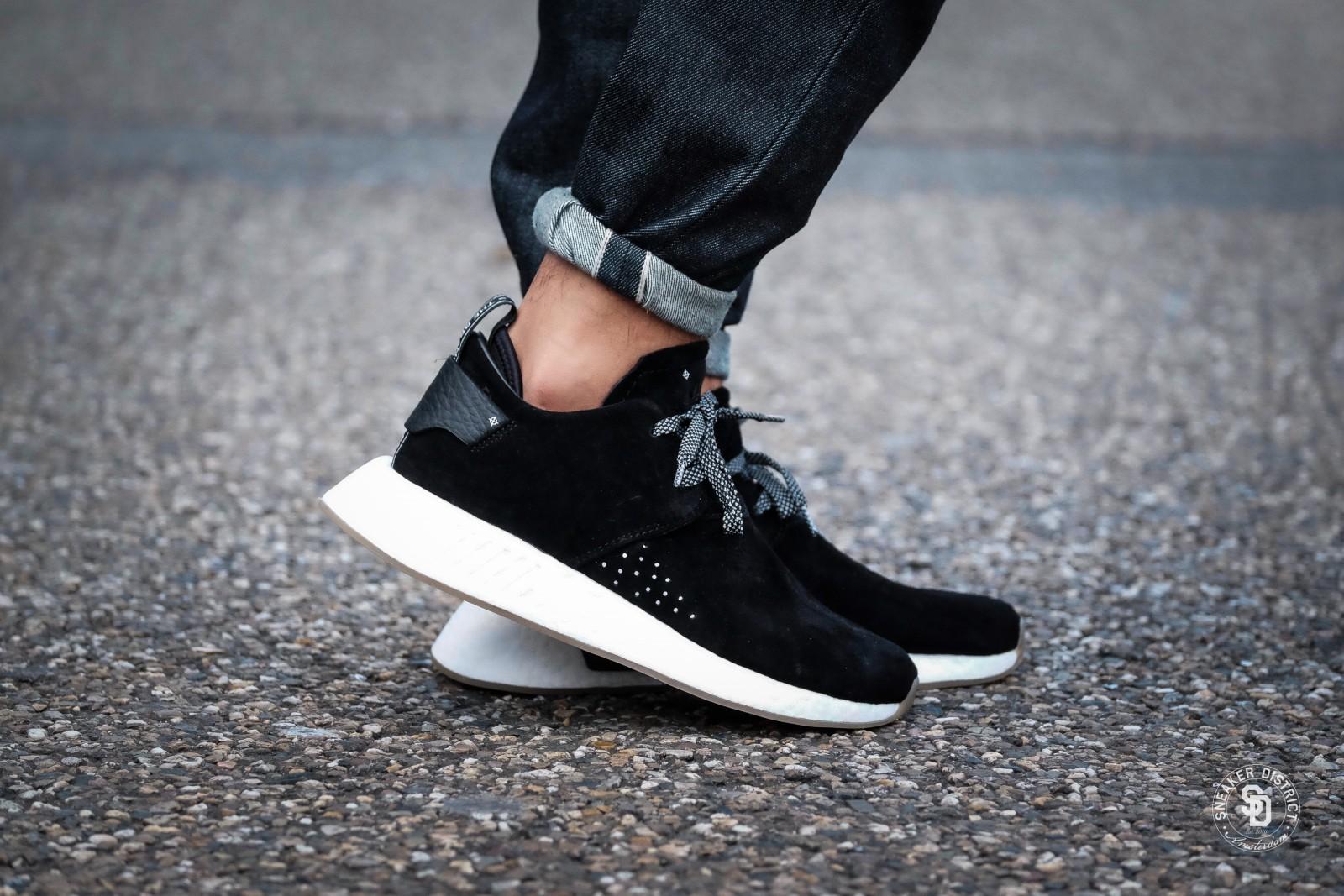 Adidas NMD C2 Core Black Gum - BY3011