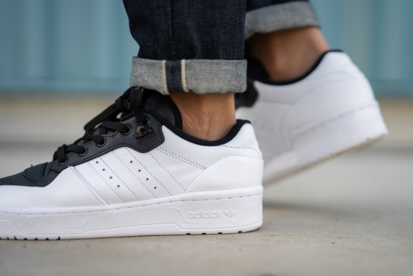 A picture of Rivalry Low Cloud White/Core Black