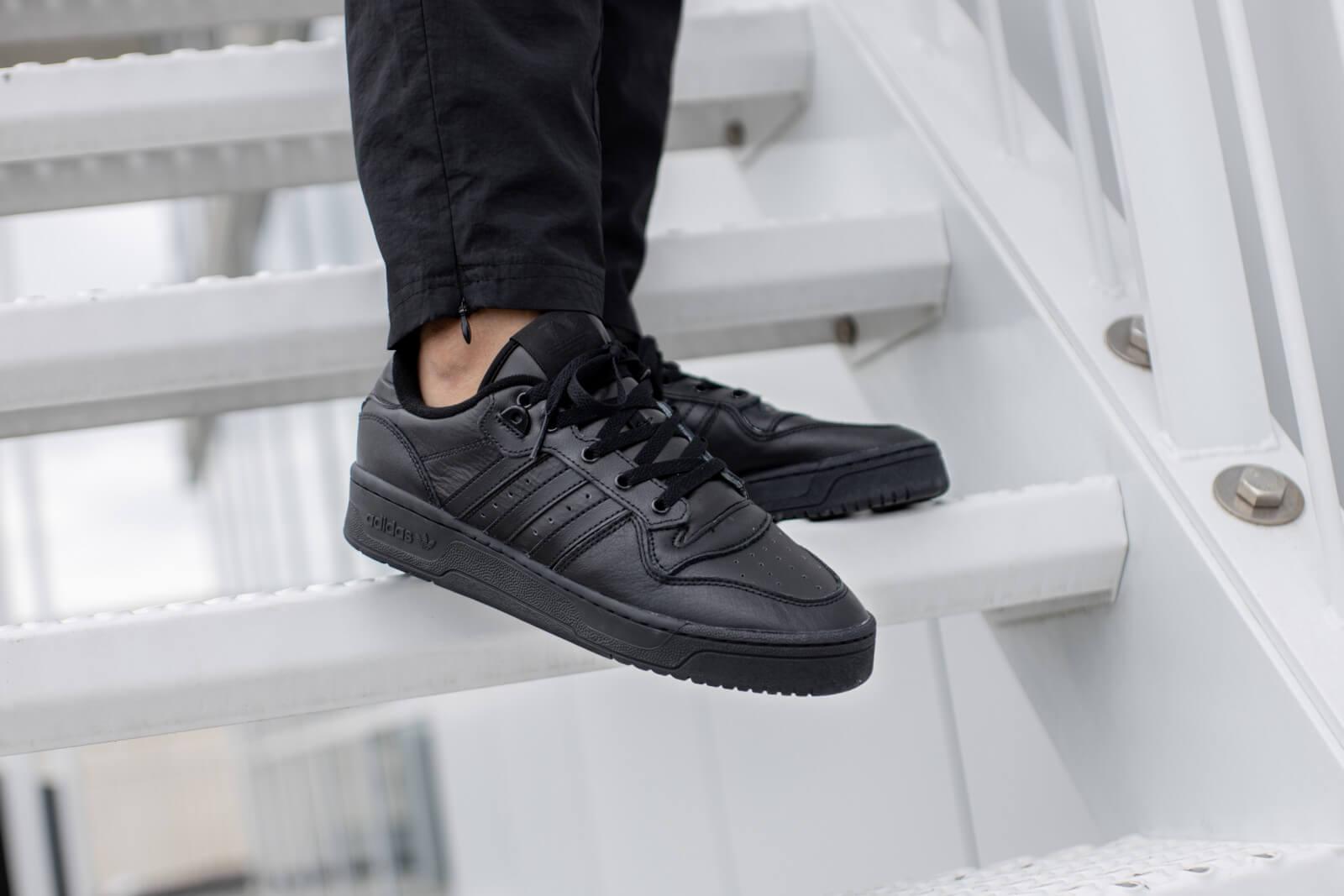 Adidas Rivalry Low Core Black - EF8730