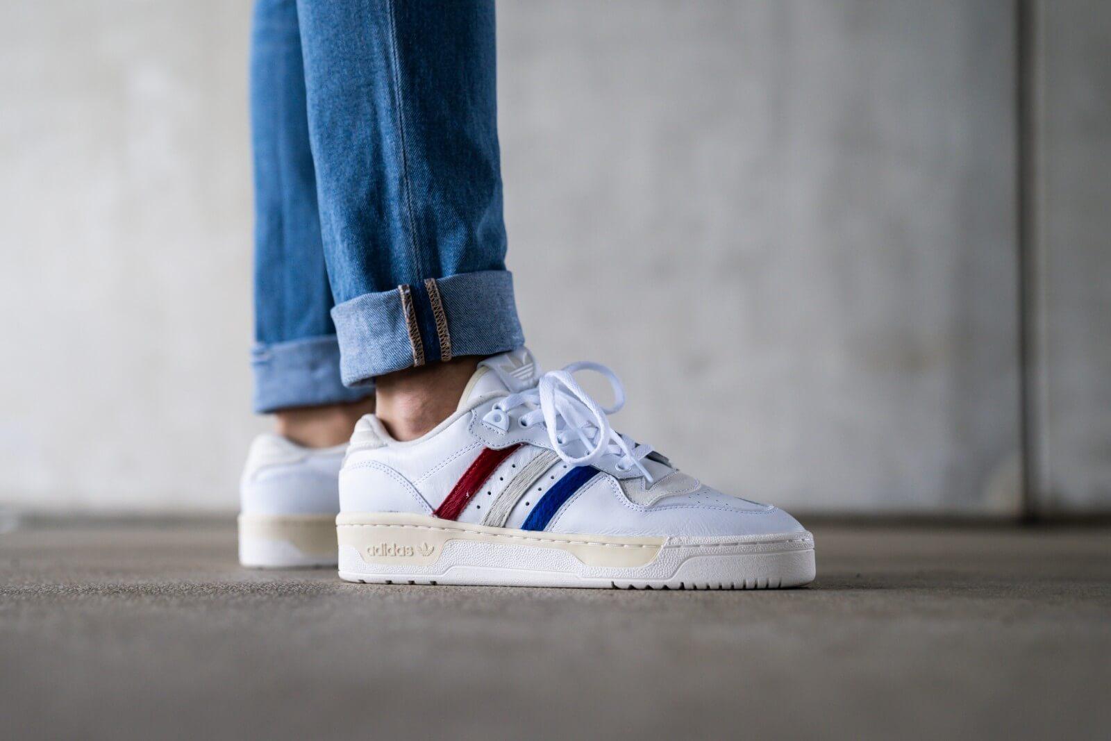 Adidas Rivalry Low Footwear White/Cloud