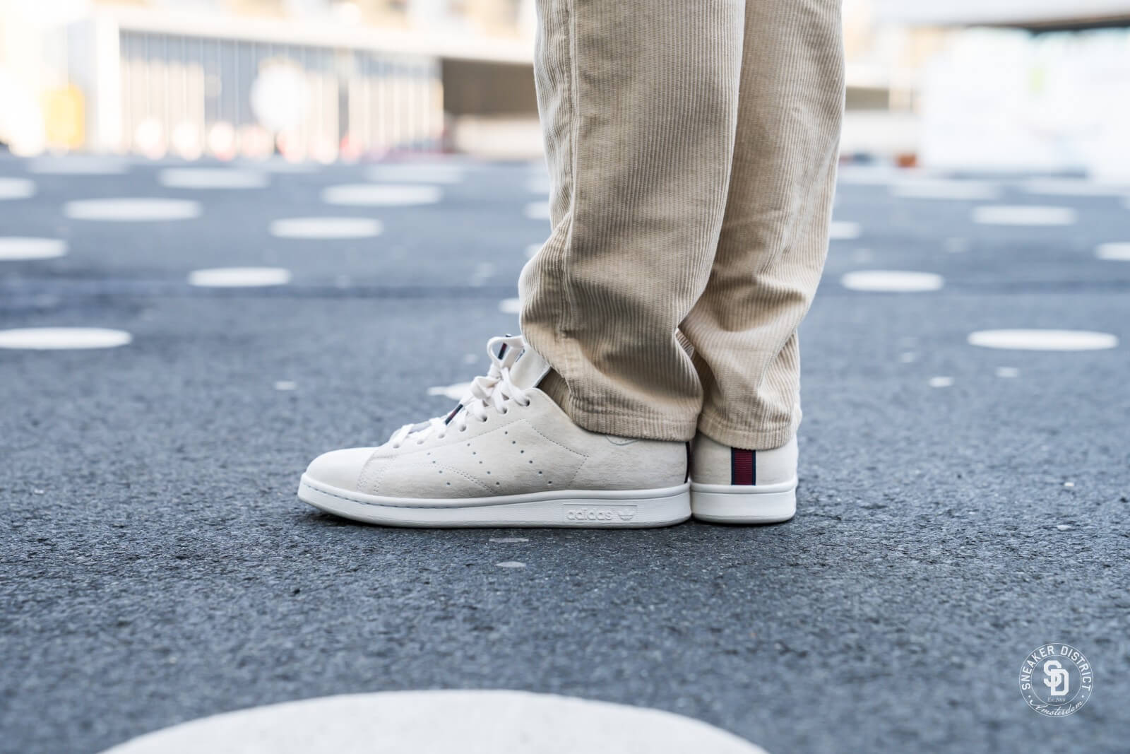 Adidas Stan Smith Clear White/Crystal