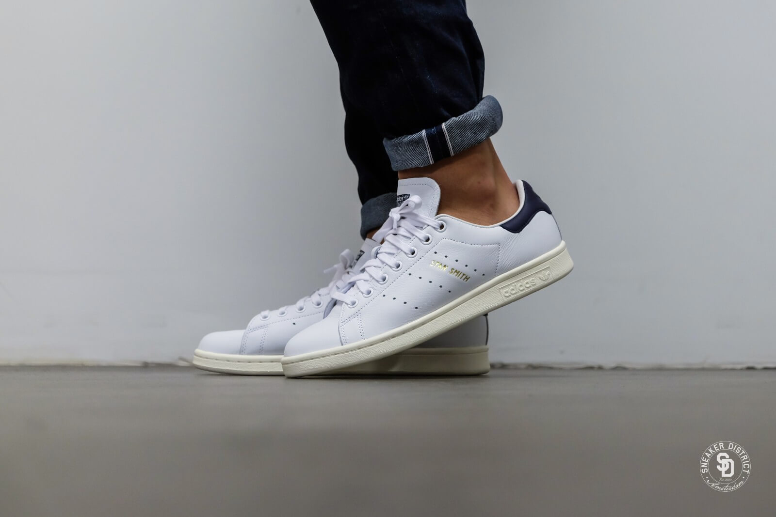 Adidas Stan Smith Footwear WhiteNoble Ink