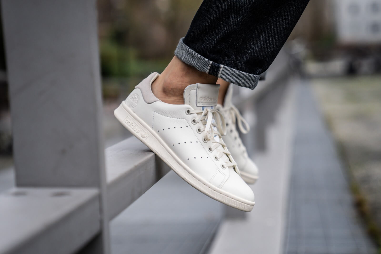Adidas Stan Smith Recon Off WhiteOff White EF4001