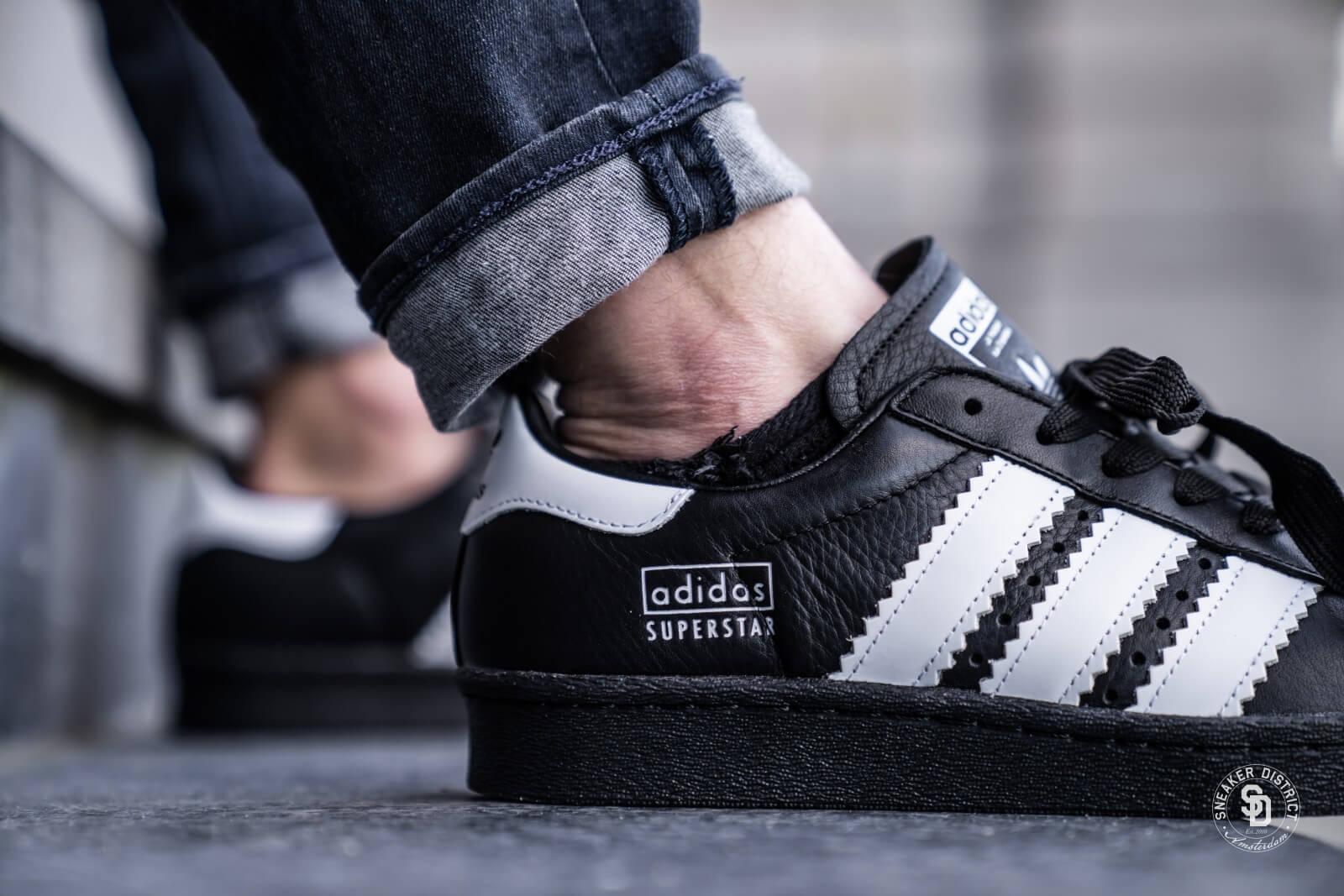 Adidas Superstar 80s Core Black/Footwear White