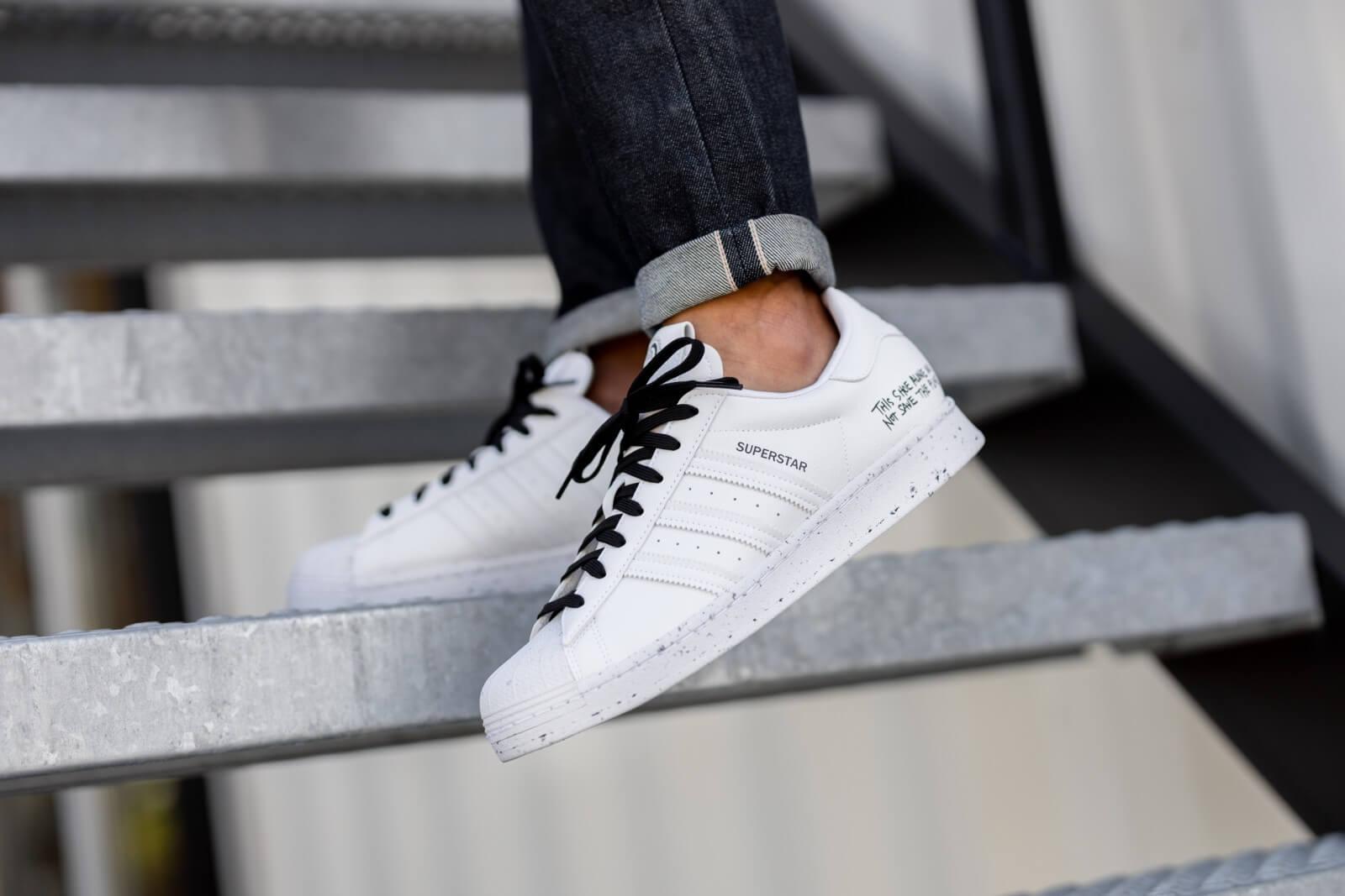 adidas superstar clean classic